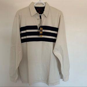 Arrow Heavy Duty Jersey Long Sleeve Polo